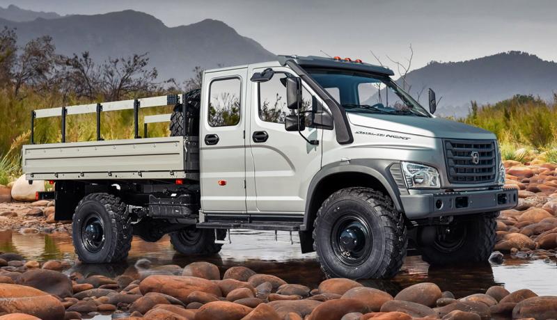 ГАЗ начали продажи новых вариаций ГАЗ «Садко Next»