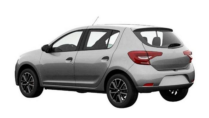 Renault выпустит новый «внедорожный» Renault Logan