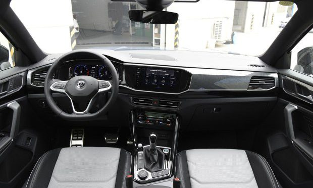 Новый купе-кроссовер Tayron X от Volkswagen приехал к дилерам