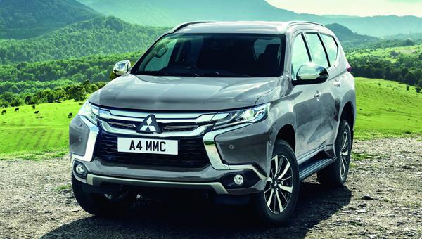 Внедорожник Mitsubishi Shogun Sport поступит в продажу весной 2018 года