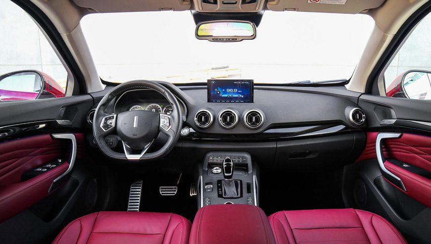 Роскошный купе-кроссовер WEY P8 GT составит конкуренцию BMW X6