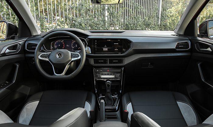 Новый кроссовер Volkswagen Tacqua начал поступать к дилерам