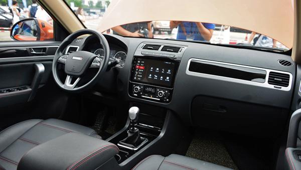Клон Volkswagen Touareg - Yema T70 получил спортивную версию