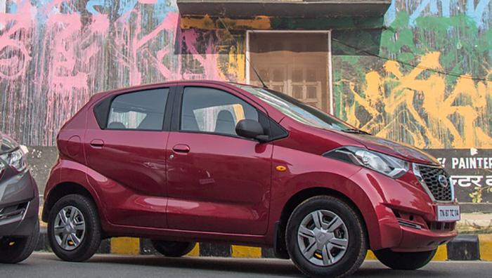 «Кроссовер» Datsun redi-GO за 230 000 рублей получит обновление