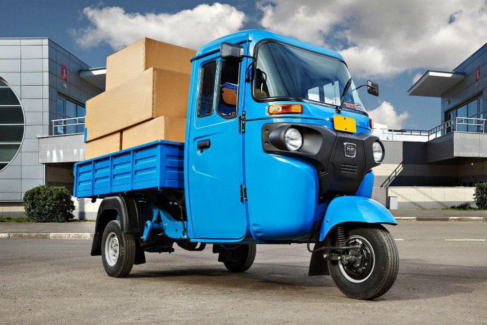 В России появился новый ультрадешевый грузовичок