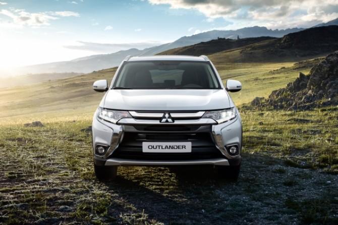 Продажи автомобилей Mitsubishi в России в сентябре выросли в 1,6 раза