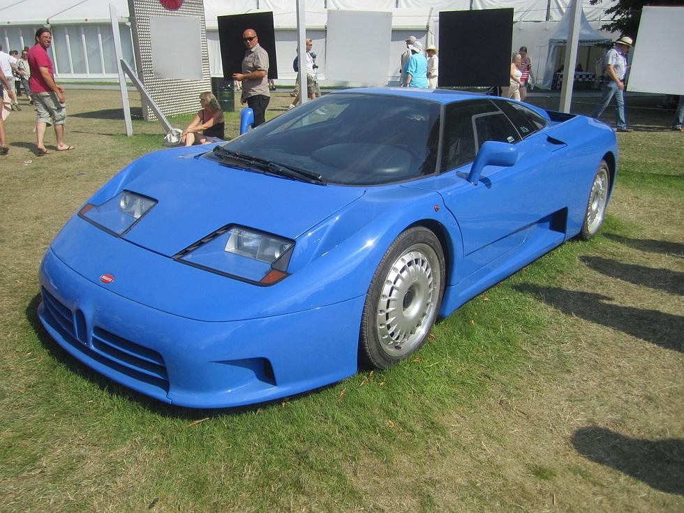 Диски колёс от Bugatti продадут на аукционе по цене новой Lada Vesta Sport
