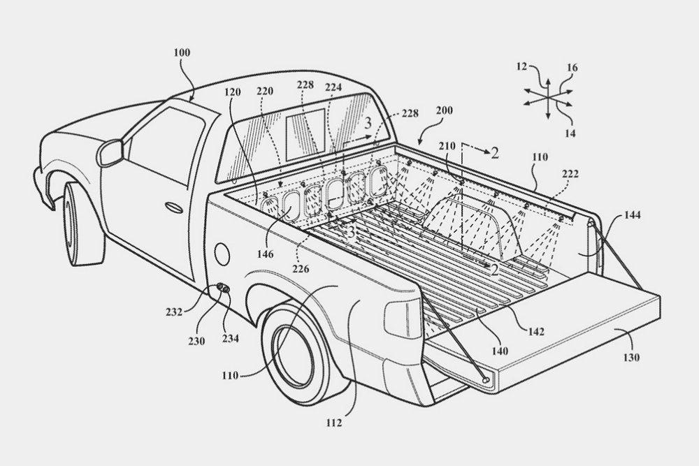 Toyota придумала систему мойки кузова, встроенную в автомобиль