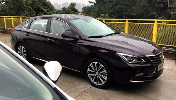 Роскошное купе Changan Raeton CC рассекретили на «живых» фото