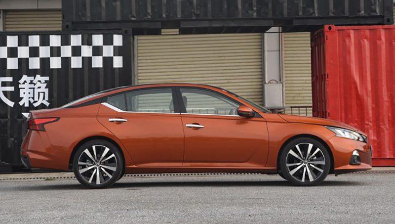 Nissan начал производство нового поколения седана Nissan Altima