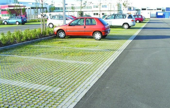 Организация паркинга?