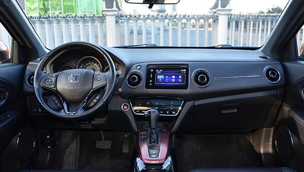 Хонда XR-V вошел вТОП-10 самых известных кроссоверов в«Поднебесной»