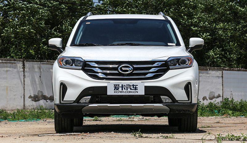Кроссовер GAC GS4 с форсированным мотором вышел на китайский рынок