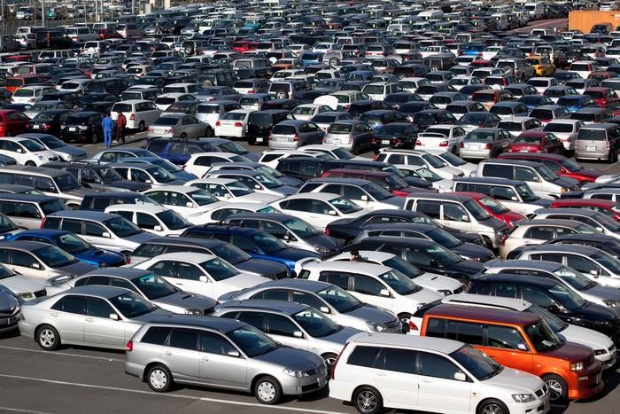 На авторынке РФ выросли продажи автомобилей с пробегом