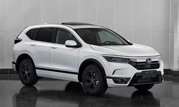 Honda 25 сентября запустит в продажу новый кроссовер Breeze