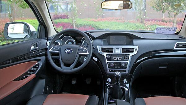 Китайская Foday обновила клон Toyota Land Cruiser Prado