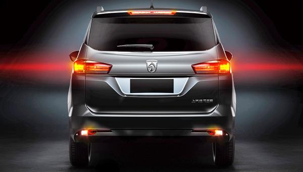 GM рассекретил новый бюджетный минивэн Baojun 360