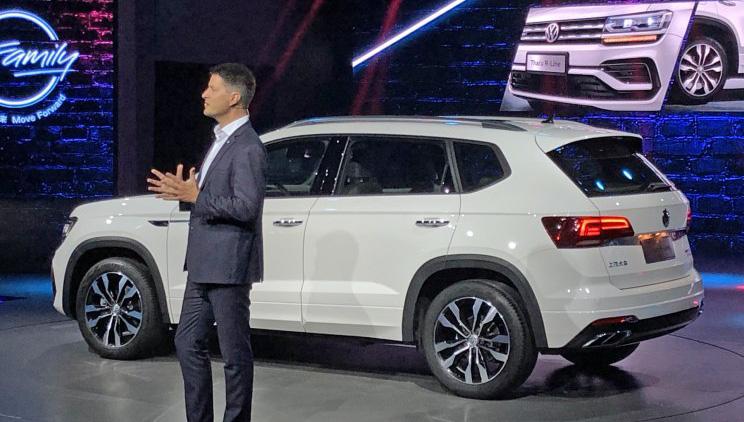 Volkswagen начал продажи спортивной версии кроссовера Tharu R-Line