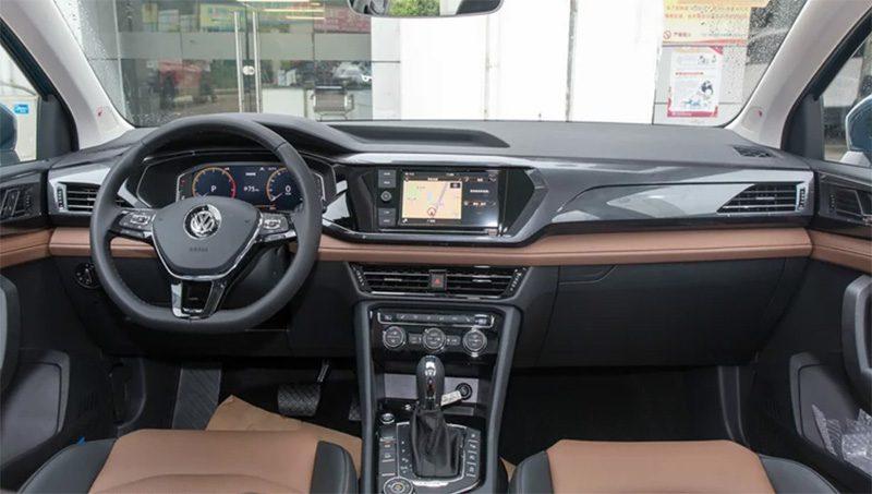 Volkswagen представил новый кроссовер Tharu с пакетом R-Line