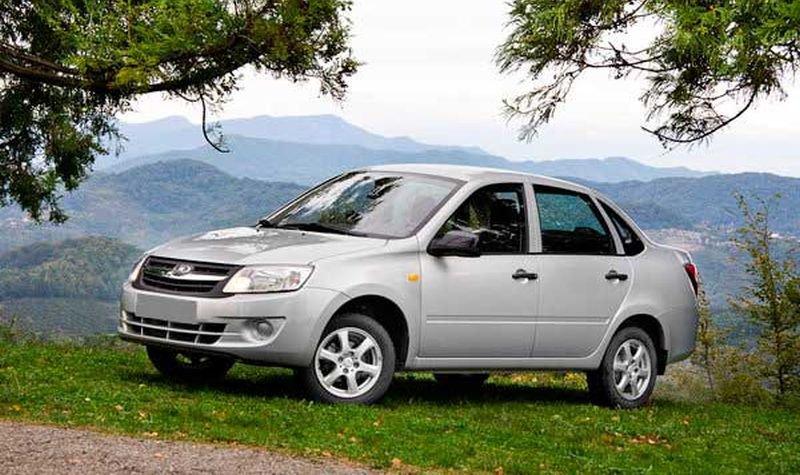 Составлен ТОП-10 самых дешевых автомобилей на рынке России