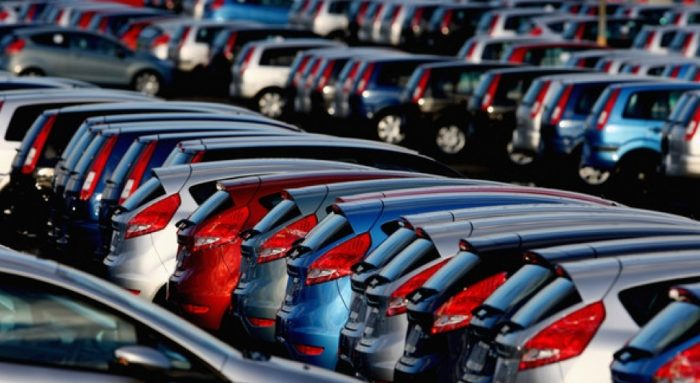 Самые покупаемые автомобили на данный момент в РФ