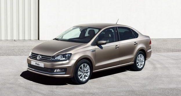 Volkswagen Polo снова возглавил ТОП-10 самых популярных авто Петербурга