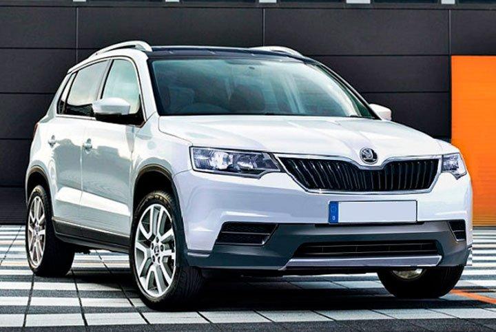 Volkswagen в России отзывает 117 кроссоверов Skoda Yeti