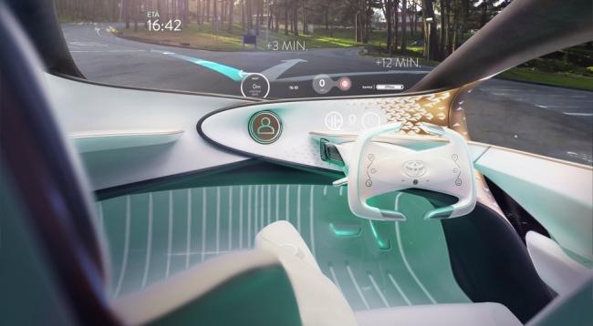 Toyota до 2020 года протестирует электрокары с искусственным интеллектом
