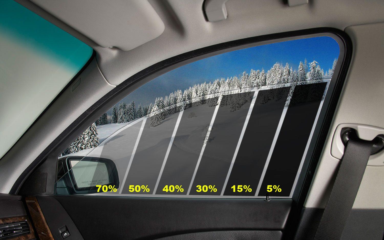 Тонировка стекол в авто – популярная у владельцев машин услуга