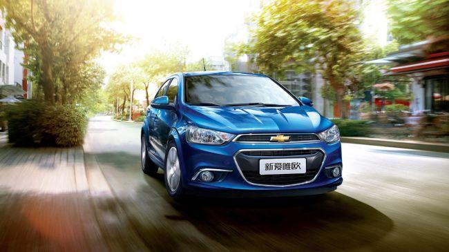 Новый седан Chevrolet Aveo может вернуться на рынок России