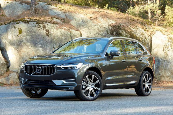 Volvo снизила цены на новый Volvo XC60 в РФ до старта продаж