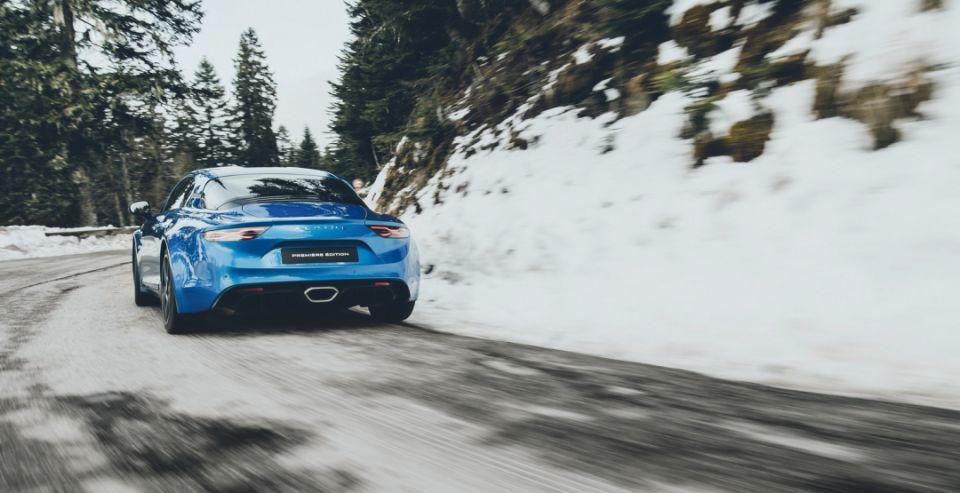 Спроткар Alpine A110 получит «заряженную» 300-сильную версию