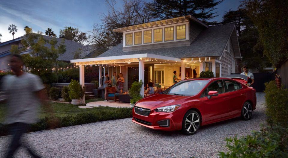 Более 1,1 тысячи автомобилей Subaru Impreza отзывают в РФ