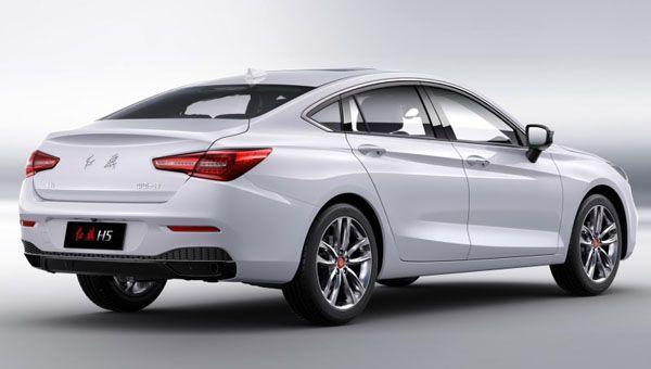 Перелицованная Mazda 6 выйдет на рынок под премиальным брендом Hongqi