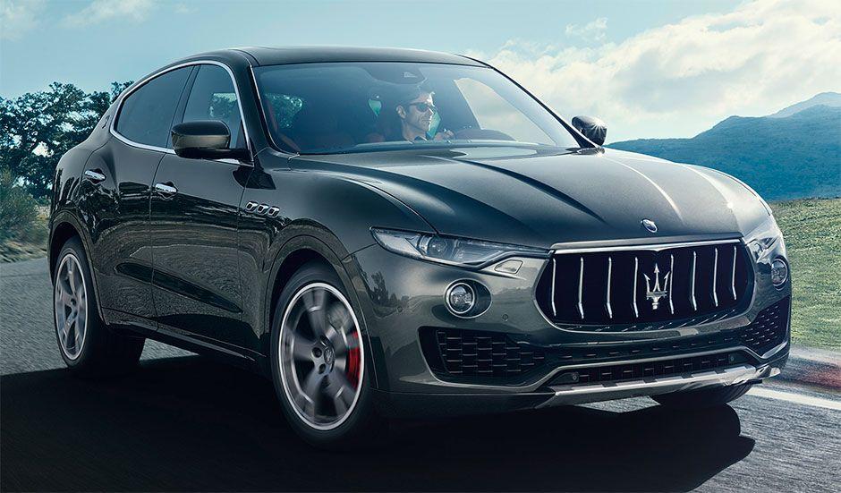 Продажи автомобилей Maserati в России в 2017 году выросли почти в 8 раз