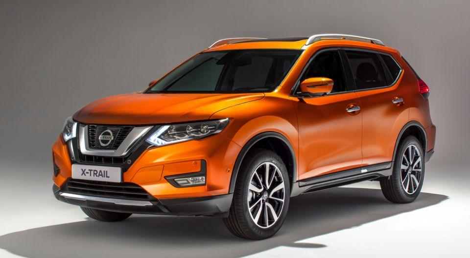 Названа дата начала производства Nissan X-Trail и Qashqai в РФ