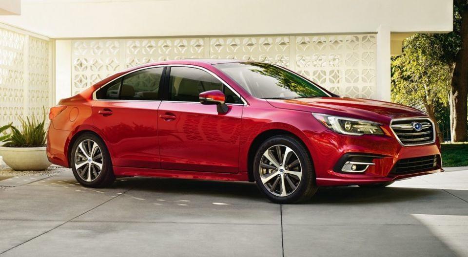 Компания Subaru вернёт седан Legacy на российский рынок