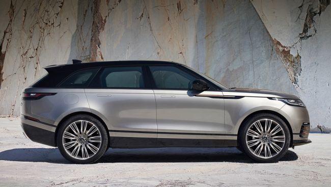 Range Rover Velar стал бестселлером марки Land Rover в России