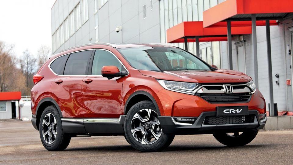 Продажи автомобилей Honda в России в 2017 году выросли на 39,4%