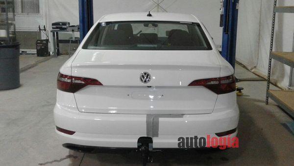 Названа дата мировой премьеры Volkswagen Jetta нового поколения