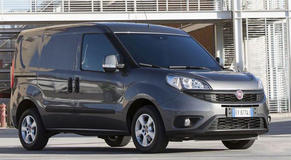 Продажи нового Fiat Doblo на рынке РФ стартуют 23 февраля