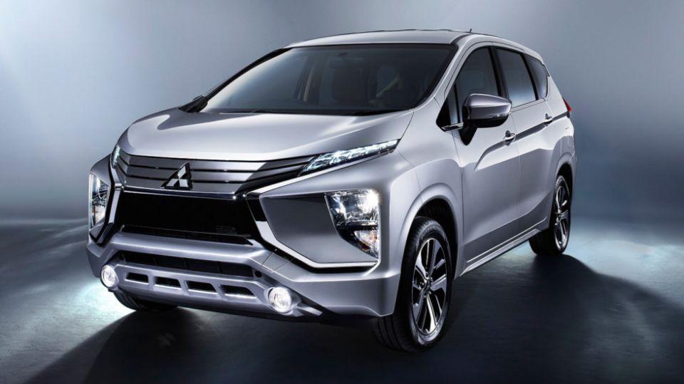 Mitsubishi может начать продажи нового кросс-вэна Xpander в России