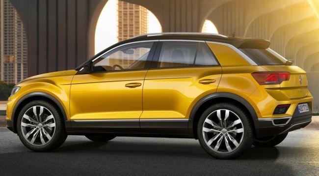 Volkswagen T-Roc может получить версию GTE с гибридной установкой
