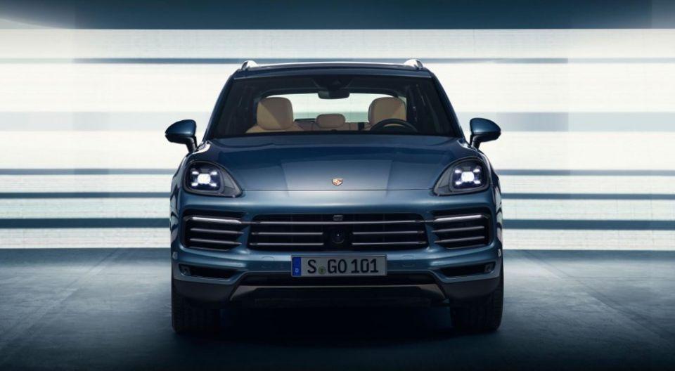 Porsche назвал дату старта продаж нового поколения Cayenne в РФ