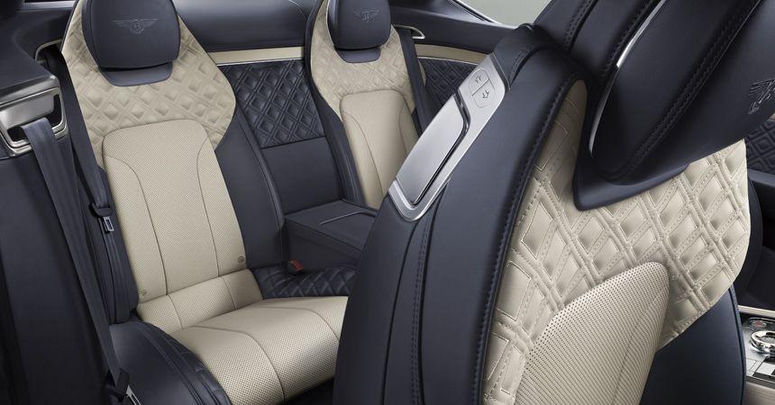 Bentley озвучила российские цены на новое купе Bentley Continental GT