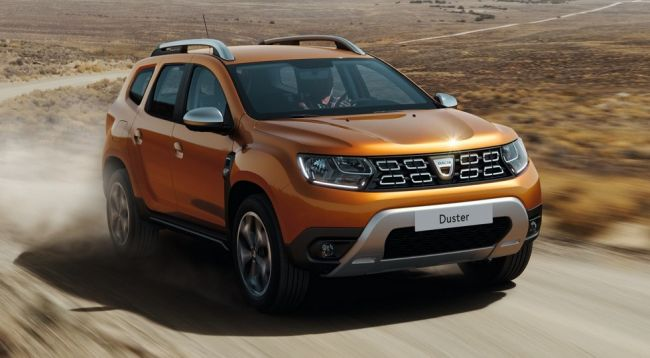 Renault для РФ представит к 2022 году четыре новые модели