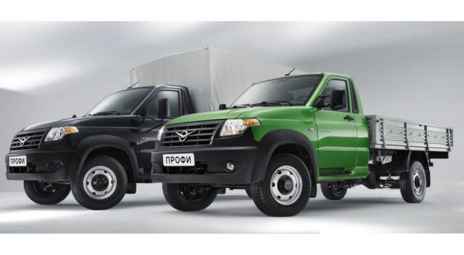 Дилеры УАЗ начали продажи нового коммерческого автомобиля «Профи»