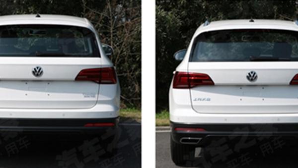 Новый серийный кроссовер Volkswagen Tharu показали на официальных фото