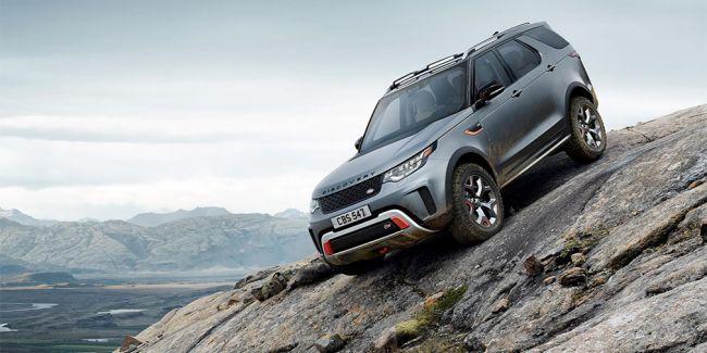 Несколько моделей Jaguar Land Rover получат экстремальные версии
