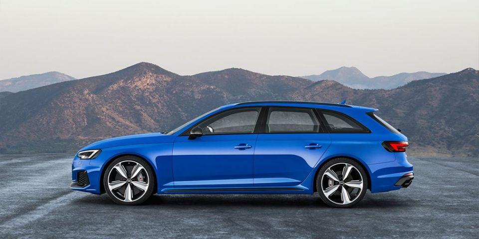 Стала известна дата старта продаж нового Audi RS 4 Avant в России
